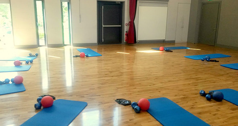 Pilates Please Venue - Croom Civic Centre